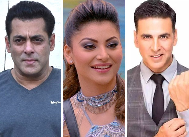 EXCLUSIVE: Urvashi Rautela calls Salman Khan and Akshay Kumar Real-life heroes