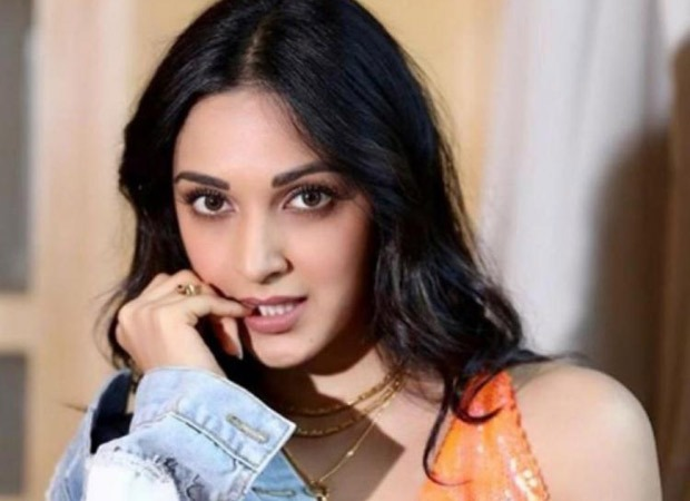 Kiara Advani shares photo of herself all dressed up for a video call