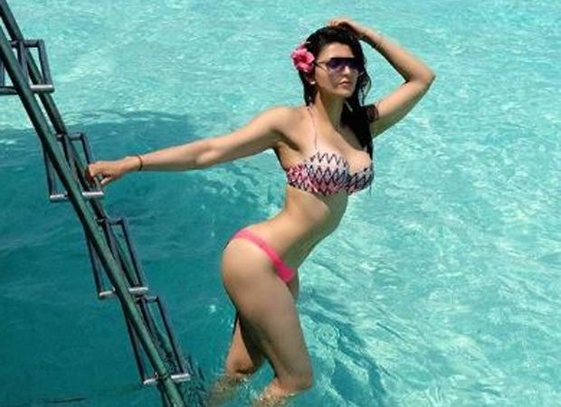 'Refer to me as a Goddess,' says Urvashi Rautela as she flaunts her bikini body