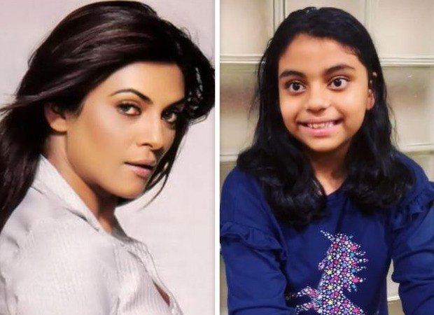Sushmita Sen shares video of daughter Alisah talking about the life lessons she learned from Harry Potter films