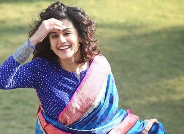 Taapsee Pannu says she was apprehensive to do a photoshoot with short hair, but ended up learning about self-love