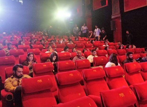Cinema halls start planning on safety measures for post lockdown cinema viewing experience