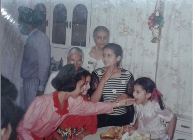 Taapsee Pannu shares a childhood picture, says somethings don't change with years