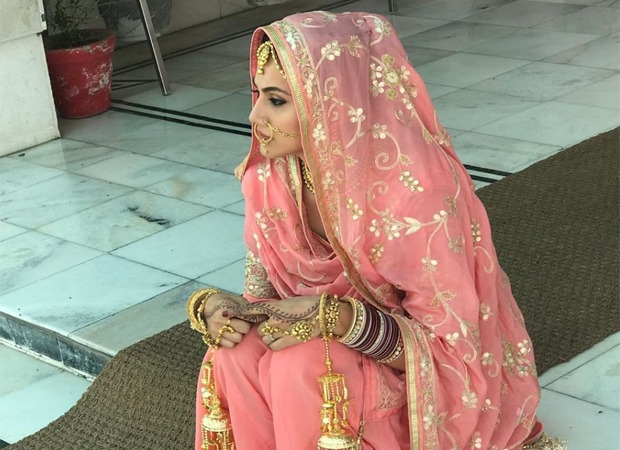 Taapsee Pannu shares a throwback photo from Manmarziyaan shoots, reveals why it was special