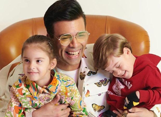 Watch: Karan Johar's daughter Roohi thinks he looks like an old man, son Yash wants to go to London