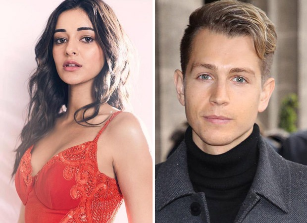 Ananya Panday and The Vamps James McVey to get vocal on cyber