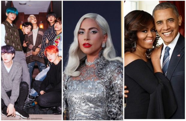 BTS and Lady Gaga to join Barack and Michelle Obama for YouTube Virtual Graduation Ceremony