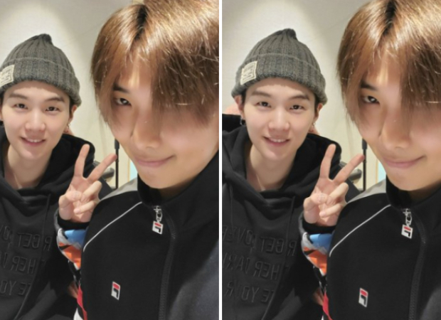 BTS members Suga and RM of BTS make a great duo on radio as they discuss AGUST D 2 IU collab their track Respect