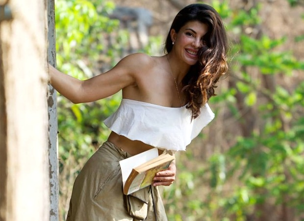 Jacqueline Fernandez looks like a breath of fresh air in these inside pictures from Harper's Bazaar magazine