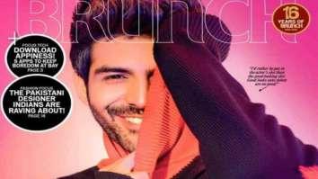 Kartik Aaryan On The Covers Brunch