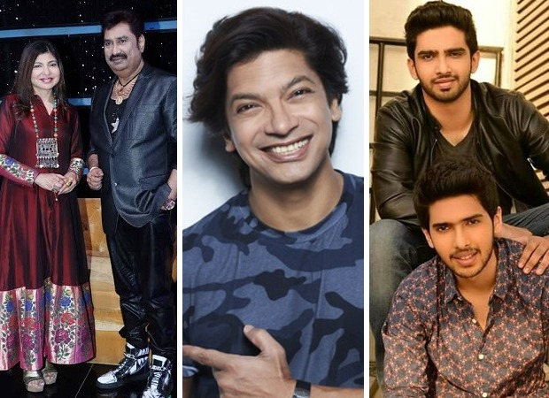 Kumar Sanu, Alka Yagnik to join Shaan, Armaan and Amaal Malik among others for 25 years of Sa Re Ga Ma Pa