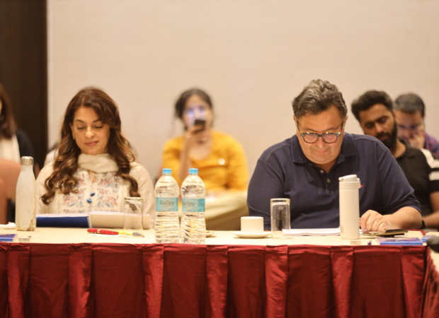Makers of Sharmaji Namkeen starring Rishi Kapoor and Juhi Chawla determined to complete the