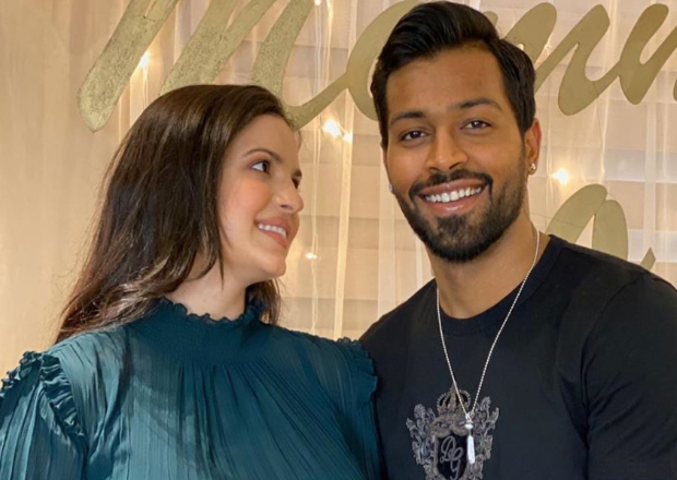 Natasa Stankovicexpecting first child with fiance Hardik Pandya, check out their announcement