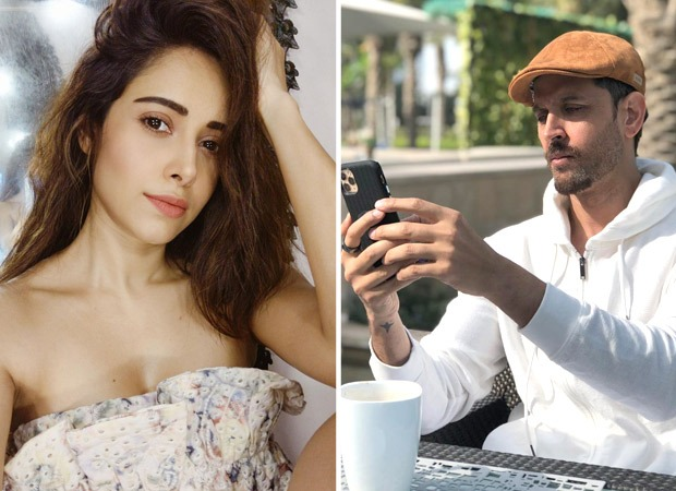 Nushrat Bharucha's mom gets a special Mother's Day greeting from Hrithik Roshan!