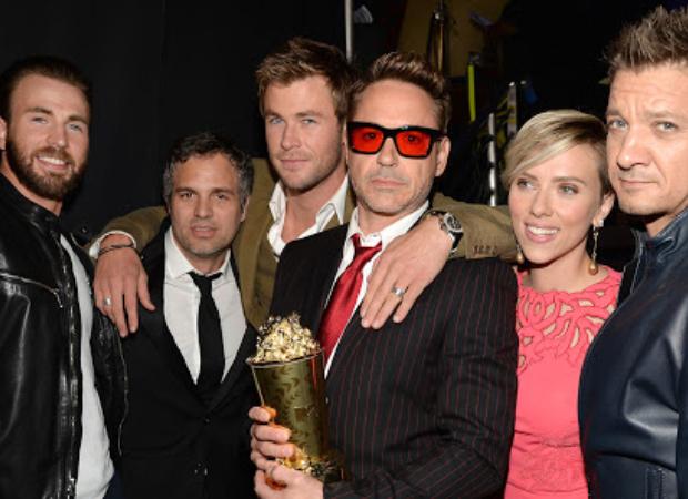 Original Avengers Chris Evans, Robert Downey Jr, Chris Hemsworth, Scarlett Johannson, Jeremy Renner, Mark Ruffalo to have virtual