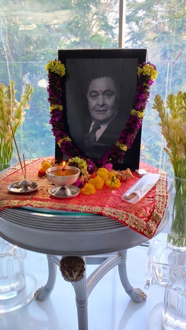 Rishi Kapoor's son-in-law Bharat Sahni remembers him