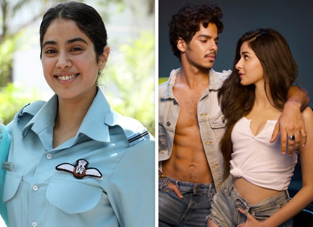 Scoop Netflix Acquires Janhvi Kapoor Starrer Gunjan Saxena The Kargil Girl And Ishaan Khatter Ananya Pandey Starrer Khaali Peeli For Direct To Ott Release Bollywood News Bollywood Hungama