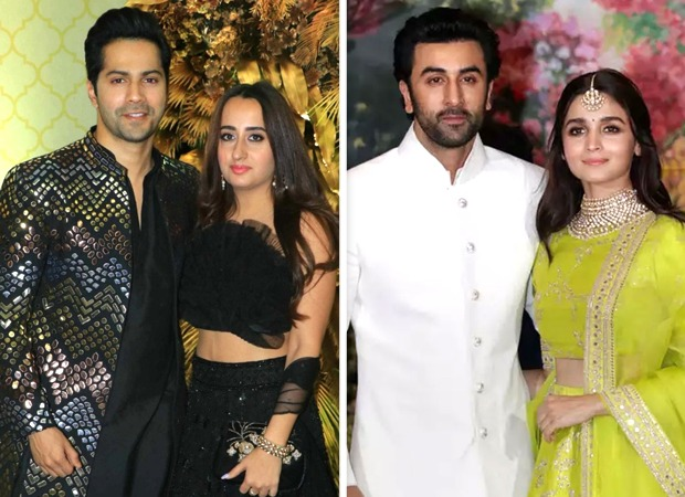 Varun Dhawan and Natasha Dalal, Ranbir Kapoor – Alia Bhatt to get married  in 2021 : Bollywood News - Bollywood Hungama