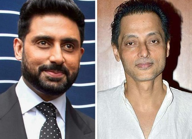 """""""Not instilling much confidence in your hero,"""" says Abhishek Bachchan replying to Sujoy Ghosh's comment on Gulabo Sitabo"""
