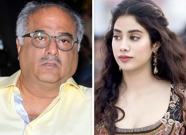 Boney Kapoor's domestic help tests positive for COVID-19, says he and his daughters Janhvi and Khushi are not showing any symptoms