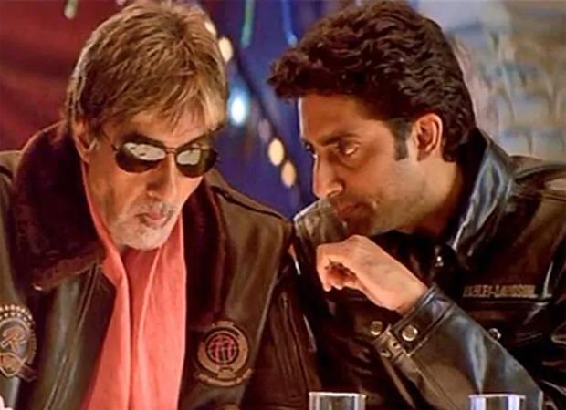 Amitabh Bachchan remembers Bunty Aur Babli as it completes 15 years; says it was his first film with Abhishek Bachchan