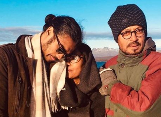 Irrfan Khan's son shares Extended Mother's Day post with UNSEEN family pictures