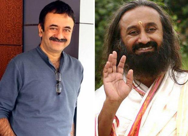 Rajkumar Hirani and Sri Sri Ravi Shankar to have an insightful conversation on the Heart To Heart