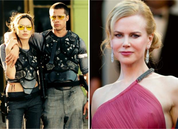 15 Years Of Mr. & Mrs. Smith: Before Angelina Jolie, Nicole Kidman was cast opposite Brad Pitt