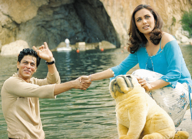 "17 Years Of Chalte Chalte: ""Working with Shah Rukh Khan has been one of my favourite things"" - says Rani Mukerji"