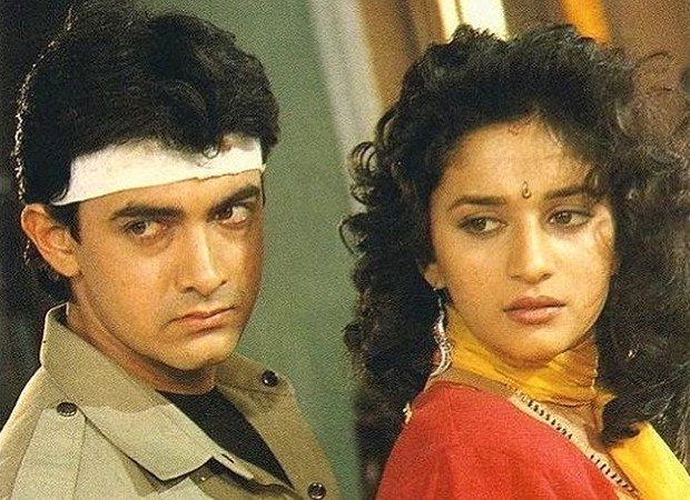 30 Years Of Dil Madhuri Dixit recalls working with Aamir Khan and winning her first Filmfare Award