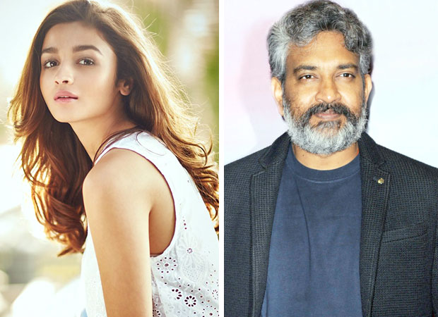 Alia Bhatt not opting out of SS Rajamouli's film