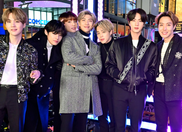 BTS honoured with 2020 UNICEF Inspire Award for their Love Myself campaign