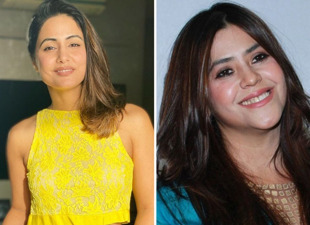 Hina Khan comes out in support of Ekta Kapoor, condemns cyber bullying