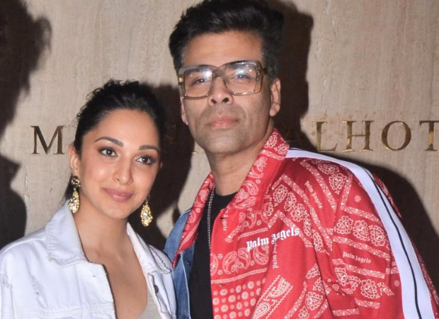 Kiara Advani expresses her desire to work on comedy directed by Karan Johar