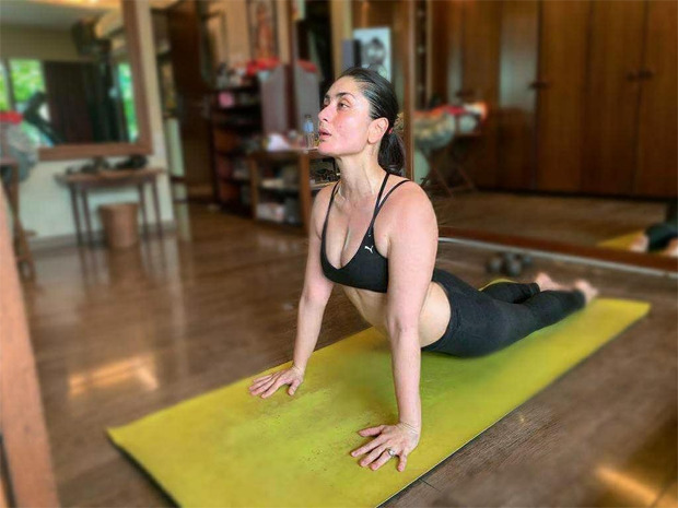 On Yoga Day 2020, Kareena Kapoor Khan shares her fitness secret