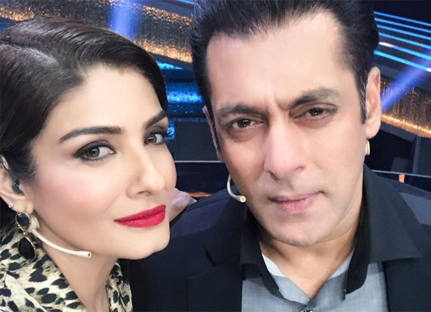 Raveena Tandon recalls how she first met Salman Khan only to be cast in his next film