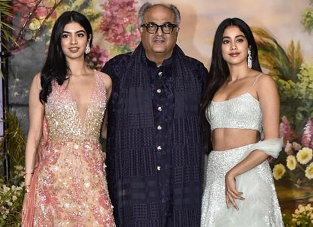 Boney Kapoor and Janhvi Kapoor's 14 day quarantine period ends; all 3 house staff who tested positive have fully recovered