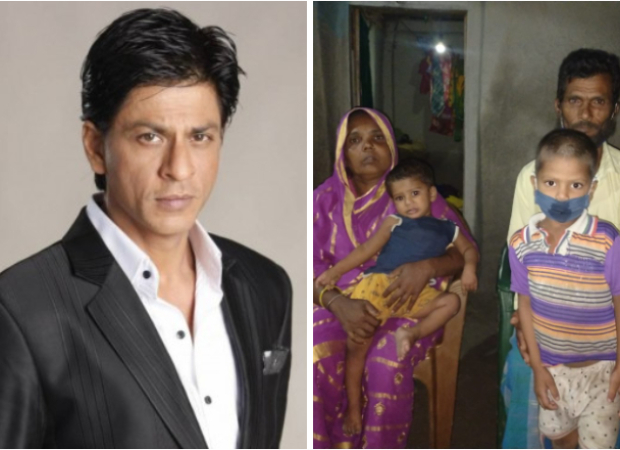 Shah Rukh Khan's Meer Foundation help and support migrant worker's child from the heart wrenching video of Muzaffarpur Railway Station incident