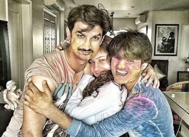 """Only you could've saved him,"" writes Sushant Singh Rajput's friend Sandip Ssingh in a note to Ankita Lokhande"