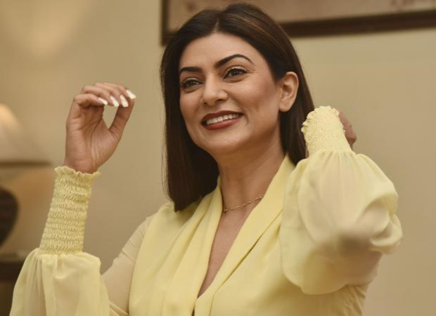Sushmita Sen's comeback project Aarya was first offered to THIS actress