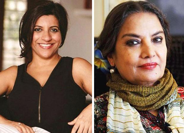 """""""Everyone at Zoya Akhtar's has tested negative"""", says Shabana Azmi"""