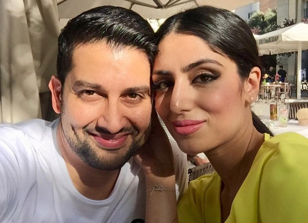 Aftab Shivdasani and wifeNin Dusanjannounce their production company, Mount Zen Media