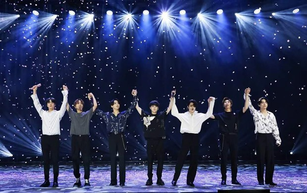 BTS sets Guiness World Record with Bang Bang Con: The Live concert