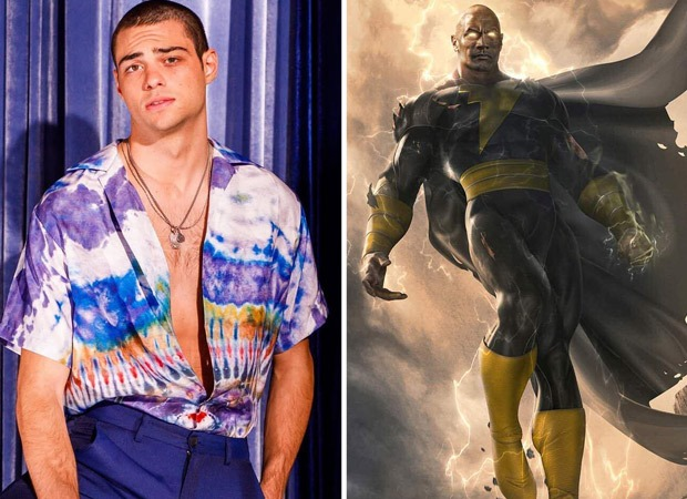 Black Adam ropes in Noah Centineo as Atom Smasher in Dwayne Johnson starrer