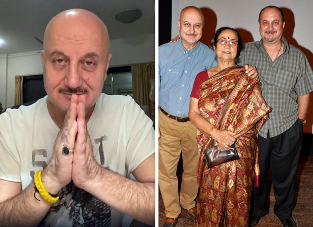 Anupam Kher's mother in isolation ward after COVID-19 diagnosis, brother Raju Kher's family in under home quarantine
