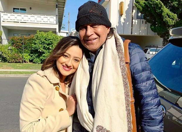 Madalsa Sharma says father-in-law Mithun Chakraborty encouraged her for her television debut