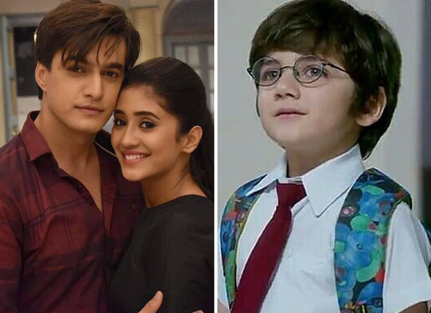 Mohsin Khan and Shivangi Joshi's on-screen son on Yeh Rishta Kya Kehlata Hai will NOT be replaced