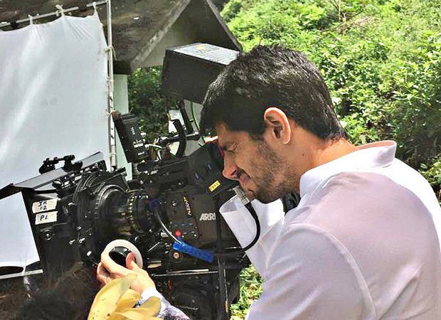 Sidharth Malhotra shares a throwback picture as he misses the set life
