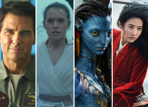 Top Gun: Maverick, Star Wars sequels, Avatar 2 delayed, Mulan postponed indefinitely