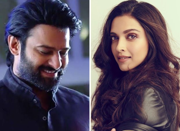 IT'S OFFICIAL: Prabhas and Deepika Padukone to star together in Nag Ashwin's directorial